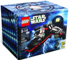 LEGO Comic-Con JEK-14 Mini Stealth Starfighter - San Diego Comic-Con 2013 Exclusive
