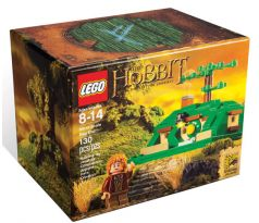 LEGO Comic-Con Micro Scale Bag End - San Diego Comic-Con 2013 Exclusive
