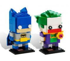 LEGO Comic-Con Brickheadz 41491 Batman and Joker