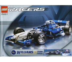 LEGO Racers 8461 Williams F1 Team Racer