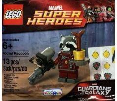 LEGO Super Heroes 5002145 Rocket Raccoon polybag