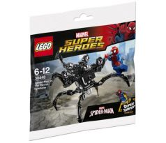 LEGO Super Heroes 30448 Spider-Man Vs. The Venom Symbiote polybag
