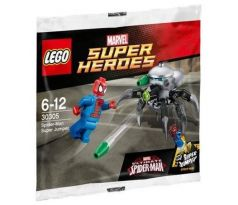 LEGO Super Heroes 30305 Spider-Man Super Jumper polybag