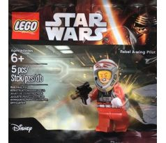 LEGO Star Wars 5004408 Rebel A-wing Pilot polybag