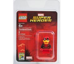 Deadpool Duck - San Diego Comic-Con 2017 Exclusive