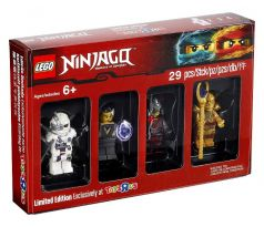 LEGO 5004938 Minifigure Collection, Ninjago (TRU Exclusive)
