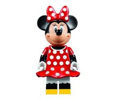 LEGO (71040) Minnie Mouse - Red Polka Dot Dress