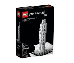 LEGO 21015 The Leaning Tower of Pisa- Architecture