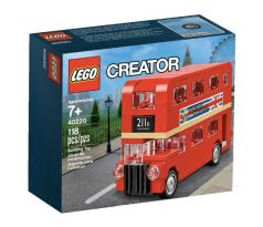 LEGO Limited Edition 40220- Mini London Bus