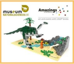 Lego Certified Professional Plateosaurus BEN Anniversary set rare limited