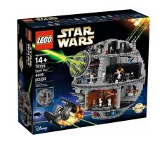 LEGO Star Wars 75159 Death Star UCS- Ultimate Collector Series: Star Wars Episode 4/5/6