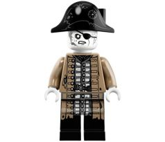 Lieutenant Lesaro (71042)- Pirates of the Caribbean