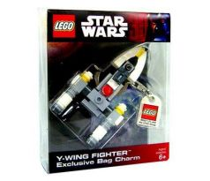 LEGO 852114 Y-wing Fighter Key Chain (Exclusive Bag Charm)