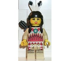 Indian Female, Quiver- Western