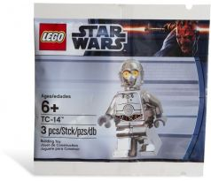 LEGO 5000063-TC-14 polybag- Star Wars Episode 1