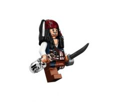 LEGO Captain Jack Sparrow Filigree Vest (71042)- Pirates of the Caribbean