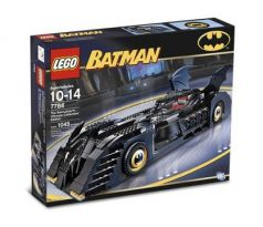 LEGO Batman 7784 The Batmobile Ultimate Collectors' Edition
