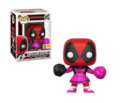 2018 SDCC Funko Pop - Deadpool Cheerleader SIGNED BY ROB LIEFELD!