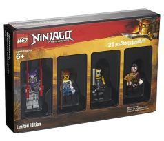 LEGO 5005257- Minifigure Collection, Bricktober 2018 3/4 (TRU Exclusive) - Ninjago