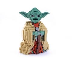 LEGO 71094-  Yoda UCS-Star Wars: Ultimate Collector Series: Sculptures: Star Wars Episode