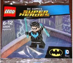 LEGO 30606- Nightwing polybag- Super Heroes: Batman II