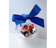 LEGO 850842 - City Fire Truck Holiday Bauble