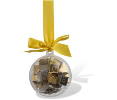 LEGO 853345 - Holiday Ornament with Gold Bricks