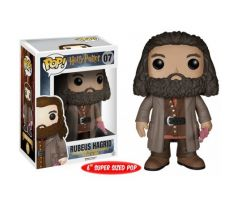 Funko Pop #07 - Rubeus Hagrid Harry Potter