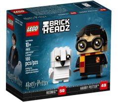 LEGO 41615 Harry Potter & Hedwig- Brickheadz