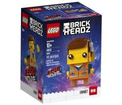 LEGO (41634) Emmet- Brickheadz: The LEGO Movie 2