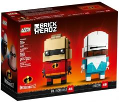 LEGO (41613) Mr. Incredible & Frozone- BrickHeadz: Incredibles 2