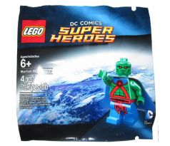 LEGO (5002126) Martian Manhunter polybag- Super Heroes: Justice League