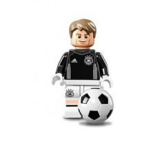 LEGO (71014) Manuel Neuer #1- Collectible Minifigures: DFB Series