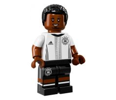 LEGO (71014) Jérôme Boateng #17- Collectible Minifigures: DFB Series