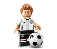 LEGO (71014) Benedikt Höwedes #4- Collectible Minifigures: DFB Series
