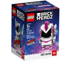 LEGO (41637) Sweet Mayhem- BrickHeadz: The LEGO Movie 2