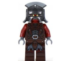 LEGO (9474) Uruk-hai - Helmet- The Hobbit and the Lord of the Rings