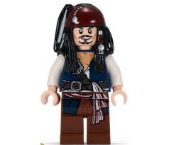 LEGO (4183) Captain Jack Sparrow - Pirates of the Caribbean