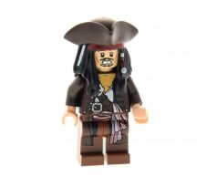 LEGO (4195)  Captain Jack Sparrow with Tricorne- Pirates of the Caribbean