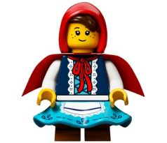 LEGO (21315) Little Red Riding Hood- LEGO Ideas