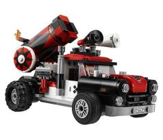 LEGO (70921) Harley Quinn Cannonball Attack- Super Heroes: The LEGO Batman Movie