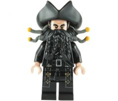 LEGO (4195)  Blackbeard - Pirates of the Caribbean
