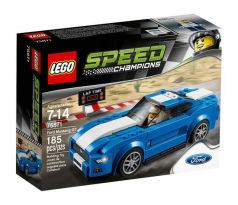 LEGO (75871) Ford Mustang GT- Speed Champions