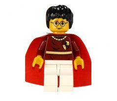 LEGO (4726) Harry Potter, Dark Red Quidditch Uniform-Harry Potter: Chamber of Secrets