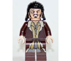 LEGO (79016) Bard the Bowman, Angry with Mud Splotches-The Hobbit: The Battle of the Five Armies
