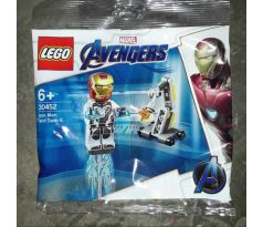 LEGO (30452) Iron Man and Dum-E polybag- Super Heroes Avengers: End of Game