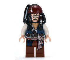 LEGO (4182) Captain Jack Sparrow Cannibal- Pirates of the Caribbean