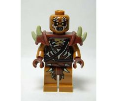 LEGO (79014) Gundabad Orc - Bald with Shoulder Spikes- The Hobbit