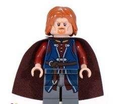 LEGO (9473) Boromir- The Lord of the Rings