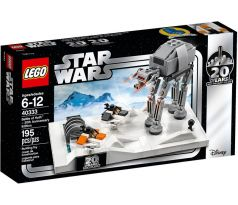 LEGO 40333 Battle of Hoth - 20th Anniversary Edition